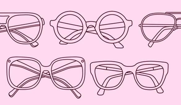 Escolha seus óculos de acordo com a sua personalidade