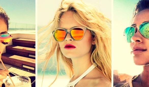 Qual é a importância de usar óculos de sol?